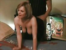 Hidden Cam Quicky Cheating Wife Cumming Inside