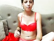 Chiara Ciss In Solo Rubbing Her Pussy Close Up Action