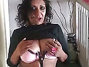 Nasty Indian Auntie On Homemade Video Teasing Me In Sexy Lingeri