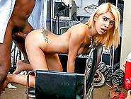 Giselle D.  Ambrosia In Spanish Broad Taking This Long Cock - Bla