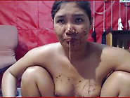 Asian Girl Eat Vomit,  Piss And Shit Soup