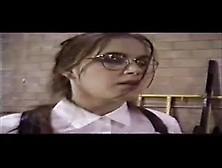 Forced Schoolgirl