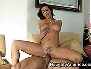 Rachel Starr Rides His Big Cock Showing Off Her New Star Tattoo