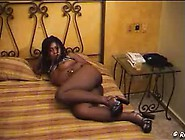 Hairy Black Girl Dayana