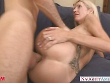 Title: Emma Starr gets her pussy filled with hard cock