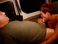 Dirty Homeless Fuck Wife In Auto