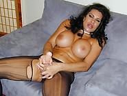 Teri Weigel Wants Your Dick Deep Down Her Throat