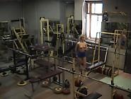 Crazy Amateur Video With Blonde,  Solo Scenes
