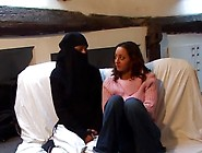 Virgin Arab Girl Trying Lesbian Sex Dark...
