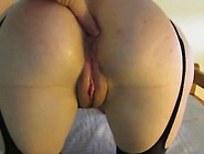 Nasty Whore Takes Big Cock In Her Ass