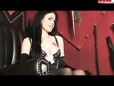Mistress & Her 3 Slaves