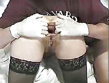 Anal Vaginal And Double Fisting And Objects Amateur