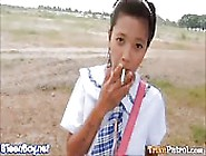 Écolière Philippine Juste Majeure