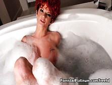Joslyn James In Bubble Bath Beauty - Pornstarplatinum