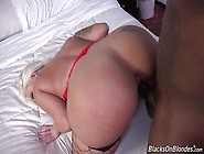 Big Ass Lucky Dallas Fucked By Black Cock