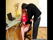 Casual Teen Sex - Sex On A Table And On The Floor