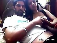 Sizzling Hot Beautiful Pakistani Couple On Webcam Video Captured