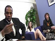 Casey Calvert Cheats On Her Husband With A Black Guy While He Wa