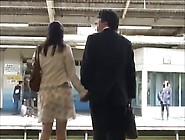 Japanese Women Groped On Train