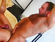 Burly Man Ass Fucking His Boyfriend