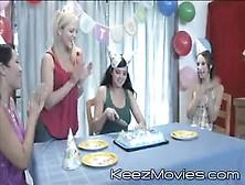 Audrey Bitoni - Vampiress - Scene 2 - Pink Kitty Video - Keezmov