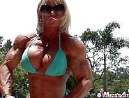 Maryse Manyos Fbb Female Muscle