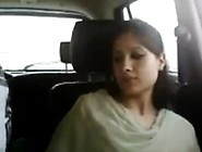 Hot Indian Couple In Car Gets Naughty