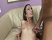 Amber Rayne Wraps Her Pussy