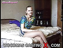 Fresh Russian Blonde Is Often Fucking Her Landlord,  Instead Of G