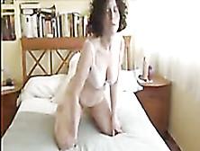 My Big Breasted Wife Just Loves Masturbating On Camera