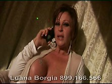 Luana Borgia,  Pornostar Italiana Famosissima è Hot