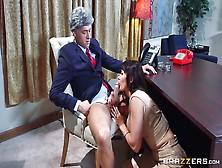 Sexy Milf Eva Loves To Suck Big Dicks