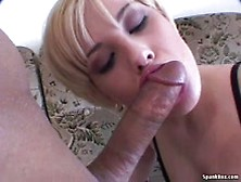 Large object vaginal insertion fetish