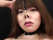 Asian Teenie Gets Mouth Fucked In Fetish Sex