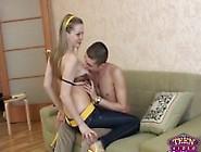 Blonde Teen Russian Fuck Young Boy