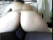 Interracial Couple Webcam Fun - Woman Is Pregnant