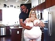 Bbw - Plump & Fat Hen With Big Black Cock Tiger