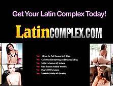 Bbw Latina Teasing Video