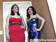 Made Toeat Cum By Your Roommates Joi