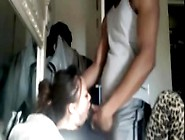 Sensational Amateur Asian Girl Makes A Black Guy With A Huge Coc