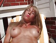 Pierced Mature Milf With Thik Toy Up Her Ass And Pussy