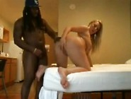 Hot Big Ass Blonde Gets Fucked By A Big Black Cock