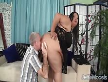 Fat Latina Bbw Lorelai Givemore Wide Load Sex