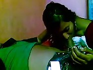 Indian Couple In A Home Movie