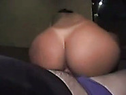 Breath Taking Bubble Butt Of Amateur Latina Babe Bounces On Dude