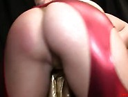 Superheroine Flash Of Flash Dancer. Flv