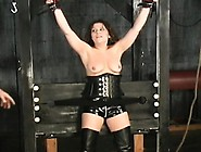 Sweet Beauty Enjoys Private Moments Of Dilettante Bondage