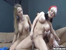 Sophie Dee Big Tit Christmas Fuck A Fan