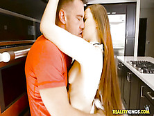 Jessie Lynne Rides Johnnys Hard Cock And Moans With Pleasure