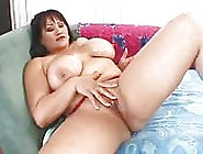 Big-Assed Busty Asian Girl Riding A Cock